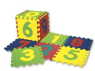 WonderFoam+T-+ Numbers Puzzle Mat