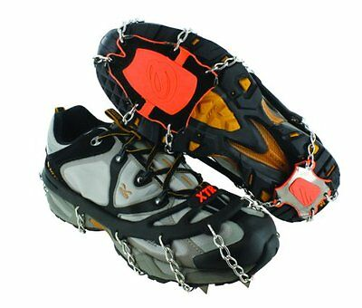Yaktrax XTR Extreme Outdoor Traction (Black/Orange, Small)