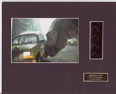 Jurassic Park Film Cell Display Limited Edition Extremely Rare