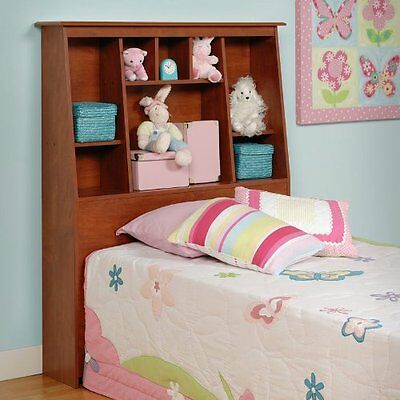 Sonoma Tall Twin Storage Headboard Cherry
