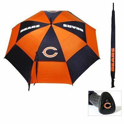 NFL Chicago Bears 62-Inch Double Canopy Umbrella