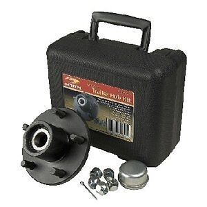 "CE Smith Trailer 13100 Trailer Hub Kit (1"" Tapped (4 x 4))-"