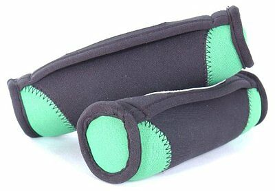 Tone Fitness Soft Walking Weights, 4-Pound (Pair)