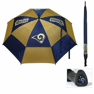NFL St. Louis Rams 62-Inch Double Canopy Umbrella