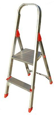 Louisville Ladder L-2346-02 200-Pound Duty Rating Euro Alumi