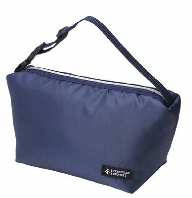 Cold insulation lunch bag for simple two-stage BL P-2966 (japan import)