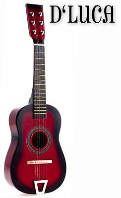 Star MG50-RD Kids Acoustic Toy Guitar 23-Inch  Red