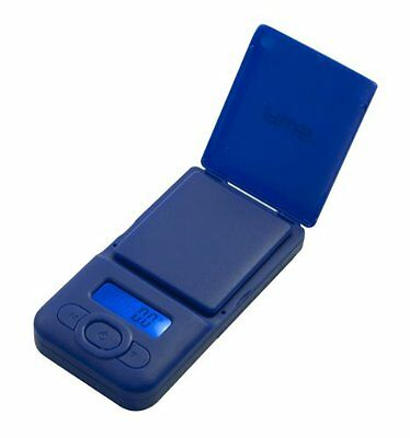American Weigh Scale V2-600 Digital Pocket Scale, Blue, 600