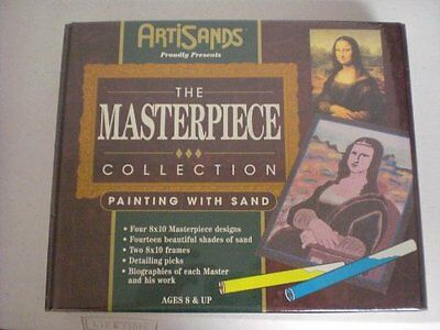 ArtiSands Masterpiece Collection