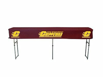 NCAA Central Michigan Chippewas Canopy Table Cover
