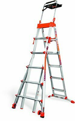 Little Giant Ladder Systems 15109-001 300-Pound Duty Rating Select Step 6-F