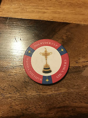 RYDER CUP 2017 Hazeltine - Golf Pitchmarker