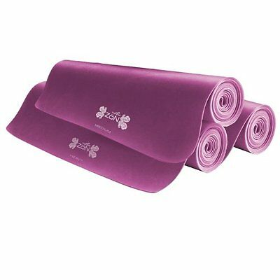 ZoN Pink Pilates Stretch Bands - 3 Piece