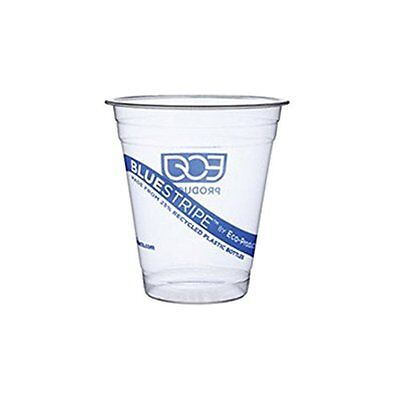 Eco-Products - BlueStripe 25% Recycled Content Cold Cup - 12