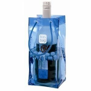 Portable Ice Bag - Blue