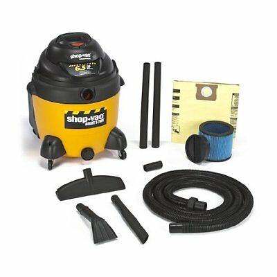 Shop-Vac 9625310 6.5-Peak Horsepower Right Stuff Wet/Dry Vacuum, 18-Gallon