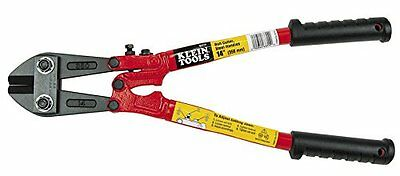 Klein Tools 63314 14-Inch Bolt Cutter with Steel Handles