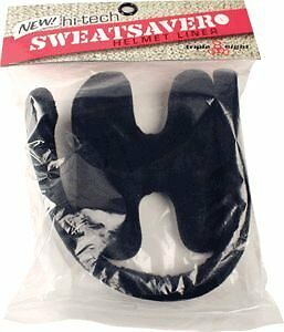 Triple 8 Sweatsaver Liner for Brainsaver Multi-Impact Helmets (Black, X-Lar