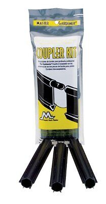 Master Mark Plastics 59206 Contractor Landscape Edging Couplers, 3 Pack