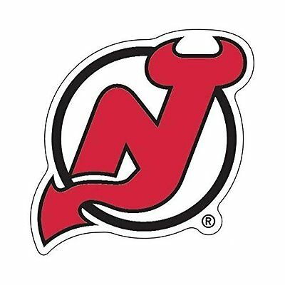 NHL New Jersey Devils Premium Acrylic Carded Magnet