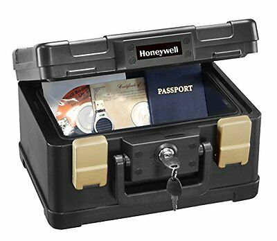 Honeywell Model 1102 Molded Fire/Water Chest 0.15 cubic feet