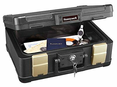 Honeywell Model 1103 Molded Fire/Water Chest 0.24 Cubic Feet