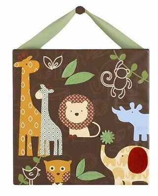 Cocalo Noah and Friends 1pk Canvas Art