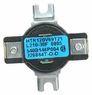 GE WE4M181 Thermostat for Dryer