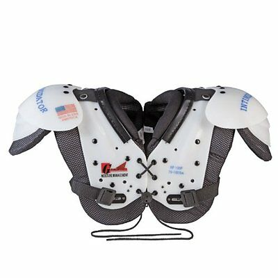 Gear 2000 Youth Intimidator Junior Shoulder Pad (Large)