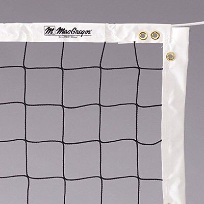 Sport Supply Group Master Volleyball Net, 32-Feet x 1-Meter