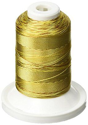 Rayon Super Strength Thread Variegated Colors 700 Yards-3Cc Nugget