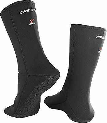Anti-Slip Socks 2.5mm - Black [L]