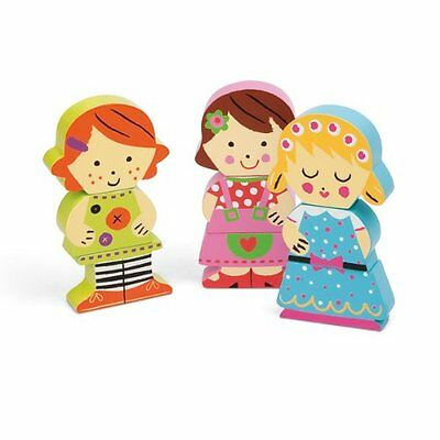 Dolls Chunky Puzzle