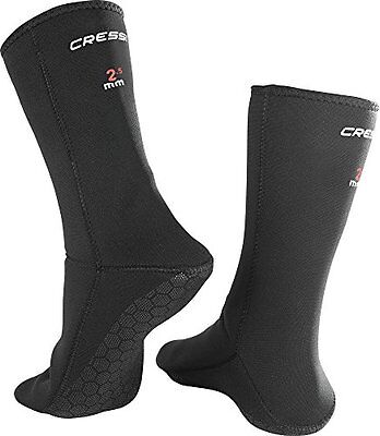 Anti-Slip Socks 2.5mm - Black [S]