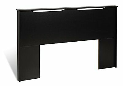 Black Coal Harbor Flat Panel Headboard