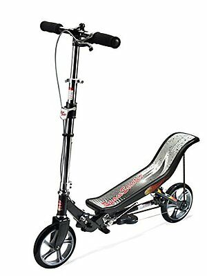 Space Scooter Ride On, Black
