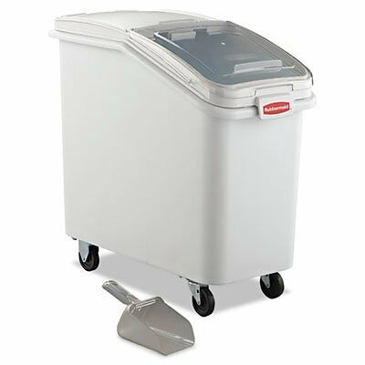 C-Slant Front 3.5 Ingrednt Bin W/Sliding Lid