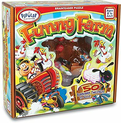 Popular Playthings Funny Farm