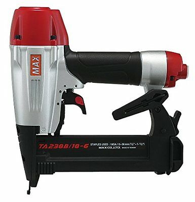 MAX TA238A/18-6 1/4-Inch Narrow Crown Stapler