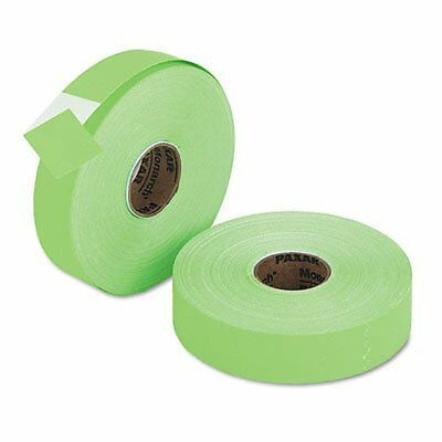 Monarch+T-+ Pricemarker 1156 One-Line Labels, 3/4 x 1-1/4, Fluorescent Gree
