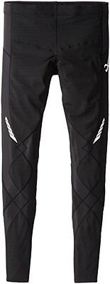 CW-X Men's Stabilyx Tights, Black, Medium