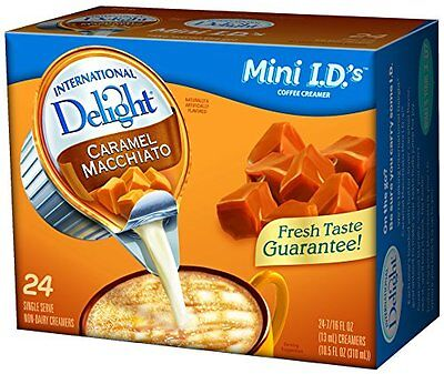 International Delight Coffeehouse Inspirations Caramel Macchiato  24-count