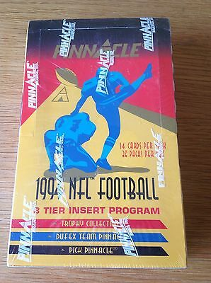 UNOPENED Box 1994 Pinnacle NFL American Football TRADING CARDS
