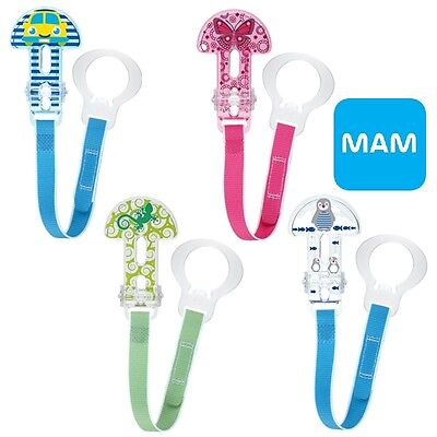MAM Clip & Cover, MAM Clip and Teat Cover, Soother Holder