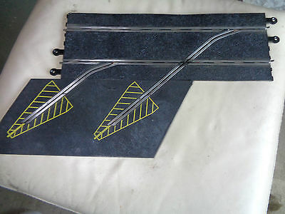 Scalextric Le Mans Start Track C191 In Good Used Condition
