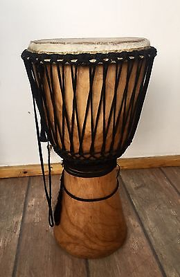 Djembe Drum Ghana With Carry Bag
