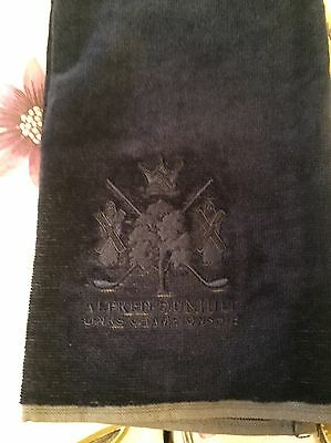 Alfred Dunhill Links Golf Bag Towel (Brand New, Never Used)