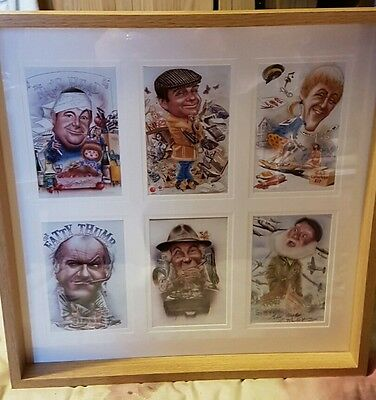 Only Fools and Horses Characteristic prints 2 with print signatures