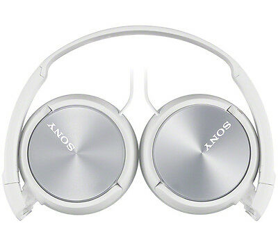 SONY MDRZX310APW.CE7 Headphones White On-Ear Headphones Microphone