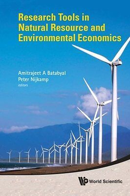 Research Tools In Natural Resource And Environmental Economics Copertina flessib